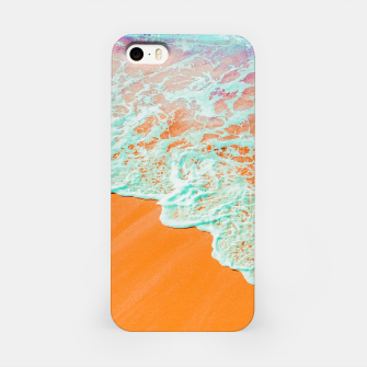 Miniatur Coral Shore iPhone Case, Live Heroes
