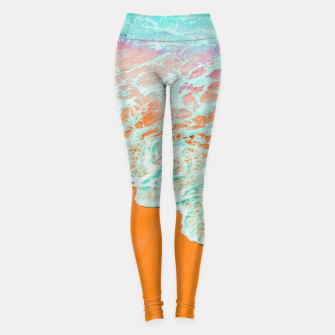 Thumbnail image of Coral Shore Leggings, Live Heroes