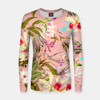 Thumbnail image of Gardenia Women sweater, Live Heroes