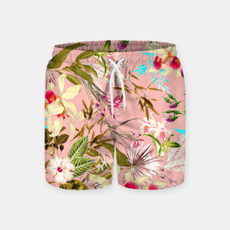 Thumbnail image of Gardenia Swim Shorts, Live Heroes