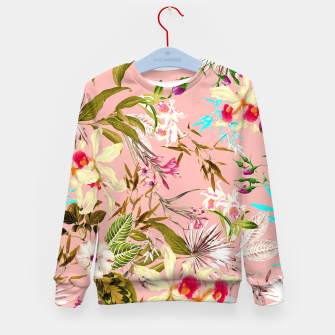 Thumbnail image of Gardenia Kid's sweater, Live Heroes