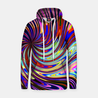 Psychedelic Swirl Hallucination (LH072) Hoodie thumbnail image
