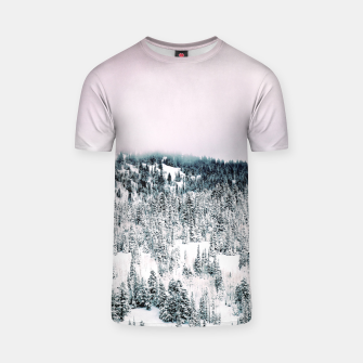 Thumbnail image of Snow Season T-shirt, Live Heroes