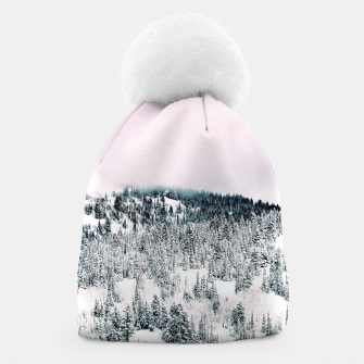 Thumbnail image of Snow Season Beanie, Live Heroes