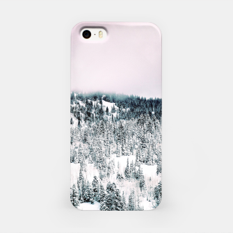 Miniature de image de Snow Season iPhone Case, Live Heroes