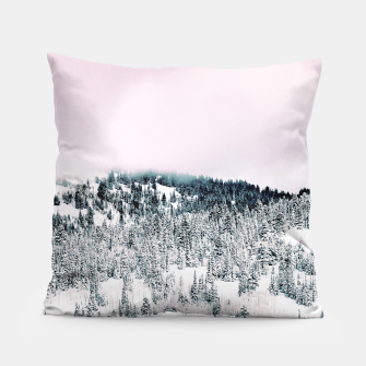 Thumbnail image of Snow Season Pillow, Live Heroes