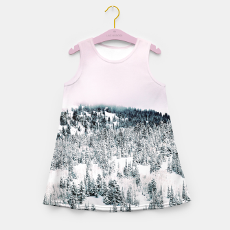 Miniature de image de Snow Season Girl's summer dress, Live Heroes
