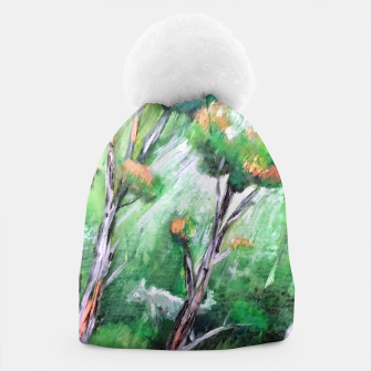 Thumbnail image of Moment in the forest Beanie, Live Heroes