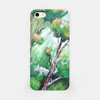 Imagen en miniatura de Moment in the forest iPhone Case, Live Heroes