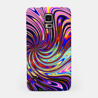 Psychedelic Swirl Hallucination (LH072) Samsung Case thumbnail image