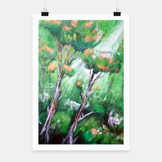 Thumbnail image of Moment in the forest Poster, Live Heroes
