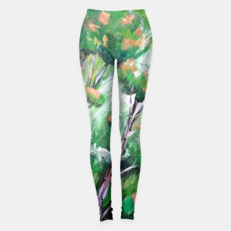 Thumbnail image of Moment in the forest Leggings, Live Heroes