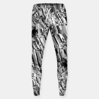 Thumbnail image of Static TV Snow Ants (LH053) Sweatpants, Live Heroes