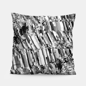 Thumbnail image of Static TV Snow Ants (LH053) Pillow, Live Heroes