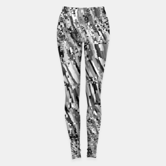 Thumbnail image of Static TV Snow Ants (LH053) Leggings, Live Heroes