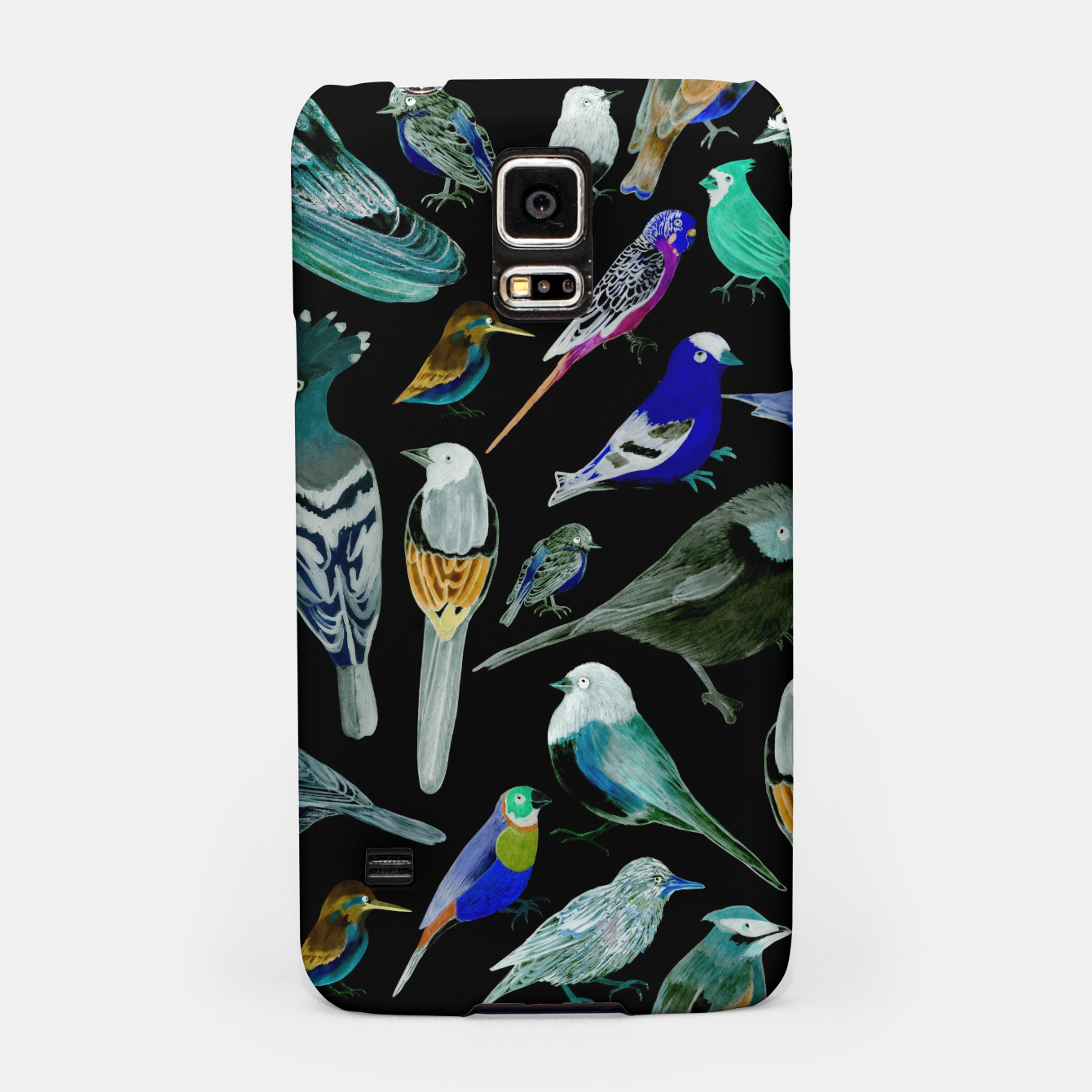 Foto Birds of America- pets and wild birds  Samsung Case - Live Heroes
