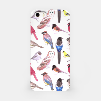 Imagen en miniatura de Birds of north carolina iPhone Case, Live Heroes