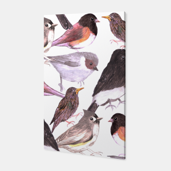Thumbnail image of Wild birds Canvas, Live Heroes