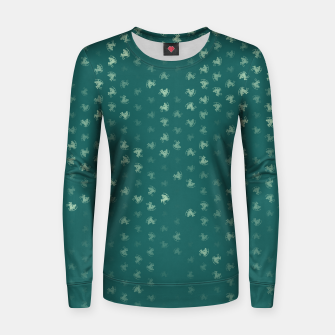 Thumbnail image of sagittarius zodiac sign pattern tw Women sweater, Live Heroes
