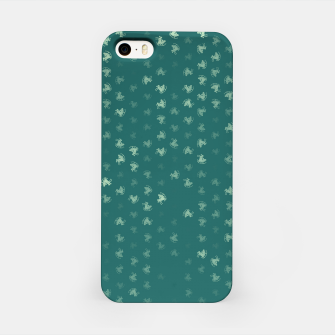 Miniatur sagittarius zodiac sign pattern tw iPhone Case, Live Heroes
