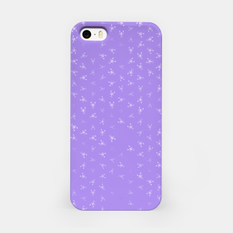 Miniatur scorpio zodiac sign pattern pu iPhone Case, Live Heroes