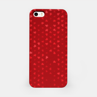 Miniatur sagittarius zodiac sign pattern dr iPhone Case, Live Heroes
