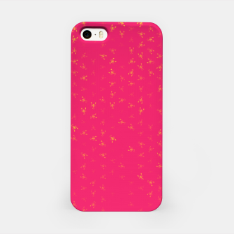 Miniatur scorpio zodiac sign pattern py iPhone Case, Live Heroes