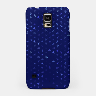 Thumbnail image of scorpio zodiac sign pattern std Samsung Case, Live Heroes