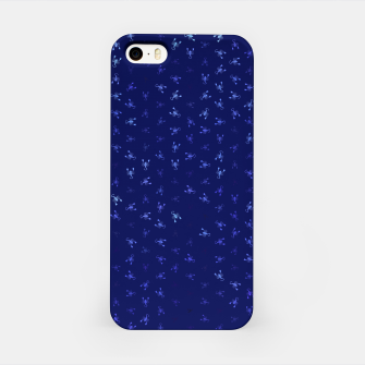 Miniatur scorpio zodiac sign pattern std iPhone Case, Live Heroes