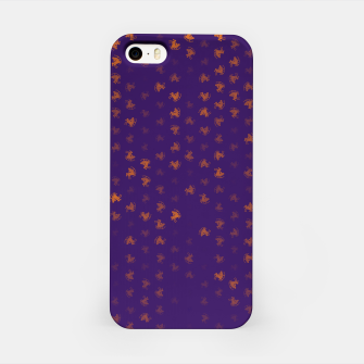 Miniatur sagittarius zodiac sign pattern po iPhone Case, Live Heroes