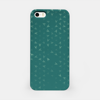 Miniatur scorpio zodiac sign pattern tw iPhone Case, Live Heroes
