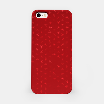 Miniatur scorpio zodiac sign pattern dr iPhone Case, Live Heroes