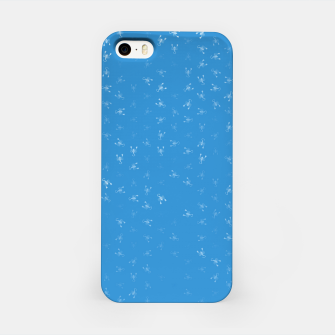Miniatur scorpio zodiac sign pattern wb iPhone Case, Live Heroes