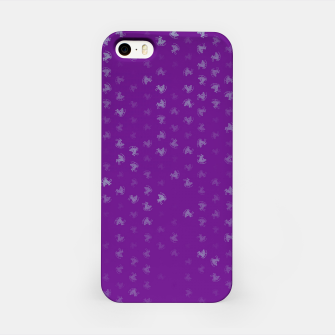 Miniatur sagittarius zodiac sign pattern pt iPhone Case, Live Heroes