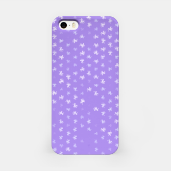 Miniatur sagittarius zodiac sign pattern pu iPhone Case, Live Heroes