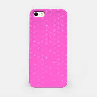Miniatur scorpio zodiac sign pattern mag iPhone Case, Live Heroes