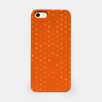 Miniatur scorpio zodiac sign pattern yo iPhone Case, Live Heroes