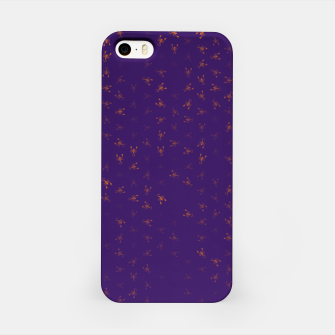 Miniatur scorpio zodiac sign pattern po iPhone Case, Live Heroes