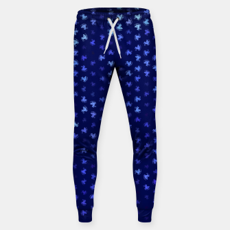 Thumbnail image of sagittarius zodiac sign pattern std Sweatpants, Live Heroes