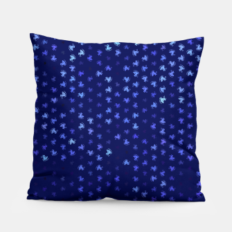 Thumbnail image of sagittarius zodiac sign pattern std Pillow, Live Heroes