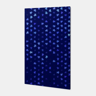 Thumbnail image of sagittarius zodiac sign pattern std Canvas, Live Heroes