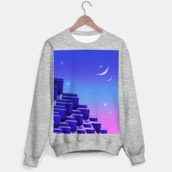 Thumbnail image of Double Moonlight Sweater regular, Live Heroes