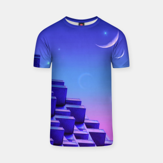 Thumbnail image of Double Moonlight T-shirt, Live Heroes