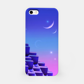 Miniatur Double Moonlight iPhone Case, Live Heroes