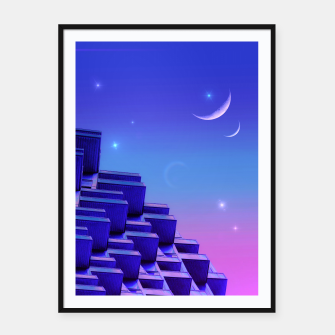 Miniaturka Double Moonlight Framed poster, Live Heroes