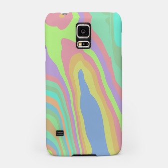Thumbnail image of Pastel Rainbow Marble (LH075) Samsung Case, Live Heroes