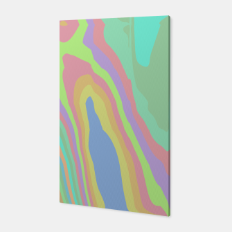 Thumbnail image of Pastel Rainbow Marble (LH075) Canvas, Live Heroes