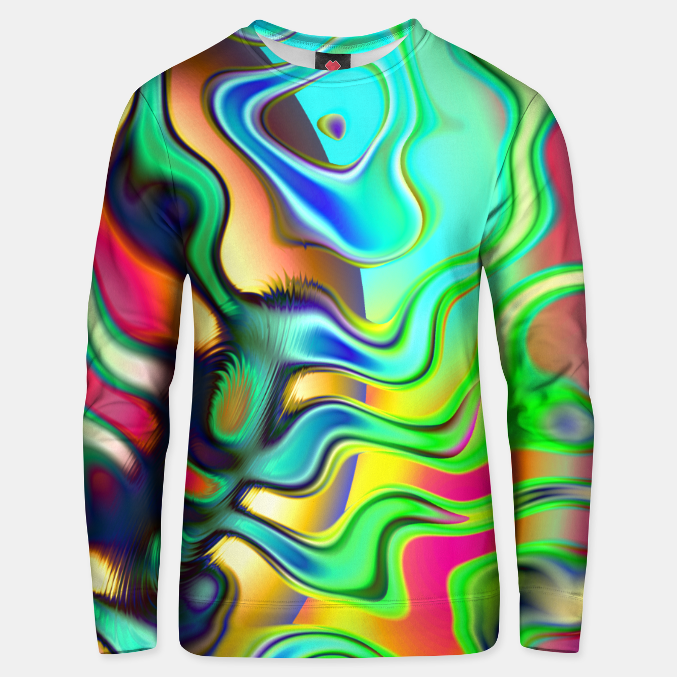 Image of Blurry Vision Ripples (LH080) Unisex sweater - Live Heroes