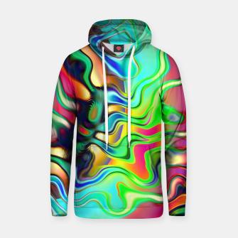 Thumbnail image of Blurry Vision Ripples (LH080) Hoodie, Live Heroes