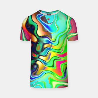 Blurry Vision Ripples (LH080) T-shirt thumbnail image